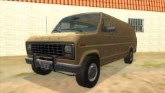 Ford E-250 Extended Van 1979 для GTA San Andreas