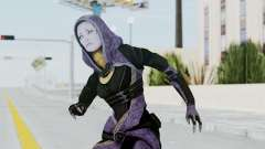 Mass Effect 3 Tali Zorah Unmasked