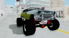 Pontiac Safari 1956 Monster Truck для GTA San Andreas
