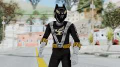 Power Rangers RPM - Black для GTA San Andreas