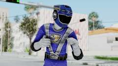 Power Rangers RPM - Blue
