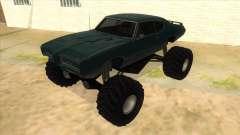1969 Pontiac GTO Monster Truck для GTA San Andreas