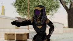 Mass Effect 3 Tali Armor