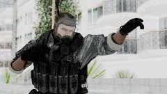 Battery Online Soldier 4 v3 для GTA San Andreas