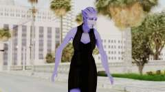 Mass Effect 3 Aria TLoak Gunn Dress для GTA San Andreas