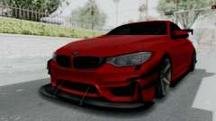 BMW M4 F82 Race Tune