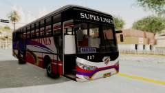 Superlines Ordinary Bus для GTA San Andreas