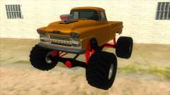 1958 Chevrolet Apache Monster Truck для GTA San Andreas