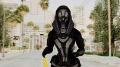 Mass Effect 3 Tali Zorah Armor DLC