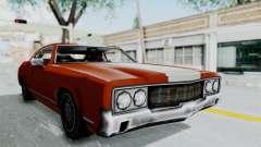 GTA Vice City - Sabre Turbo (Unsprayable)