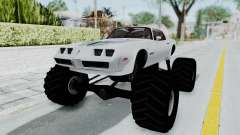 Pontiac Firebird Trans Am Monster Truck 1980