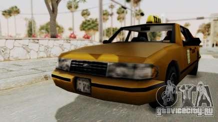 GTA 3 - Taxi для GTA San Andreas