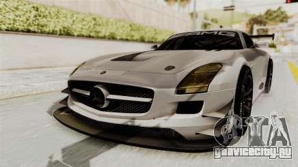 Mercedes-Benz SLS AMG GT3 PJ3 для GTA San Andreas