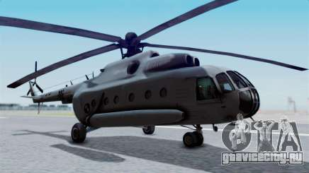 Mi-8 Croatian для GTA San Andreas