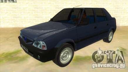 Dacia Solenza V2 для GTA San Andreas