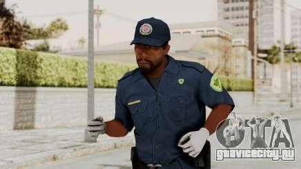 GTA 5 Paramedic LS для GTA San Andreas