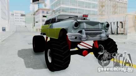 Pontiac Safari 1956 Monster Truck для GTA San Andreas