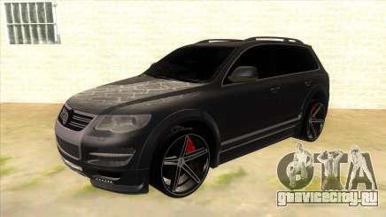 Volkswagen Touareg HQ для GTA San Andreas