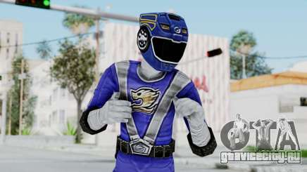 Power Rangers RPM - Blue для GTA San Andreas