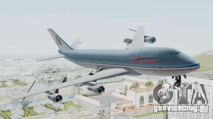 Boeing 747-200 American Airlines для GTA San Andreas