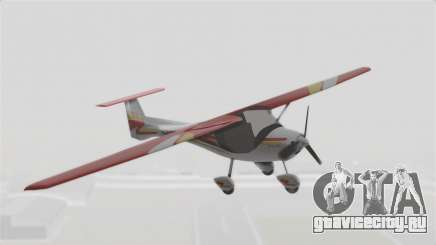 Ultralight Allegro 2000 v3 для GTA San Andreas