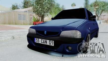 Dacia Solenza седан для GTA San Andreas