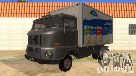 IFA W50 для GTA San Andreas