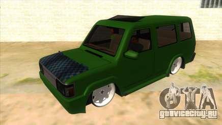 Toyota Kijang Grand Extra IKC для GTA San Andreas