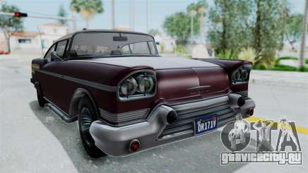 GTA 5 Declasse Tornado Bobbles and Plaques для GTA San Andreas