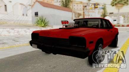 Dodge Monaco 1974 Drag для GTA San Andreas