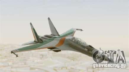 SU-30 MKI для GTA San Andreas