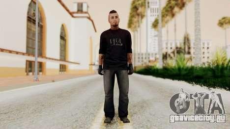 GTA 5 Tattooist v1 для GTA San Andreas второй скриншот