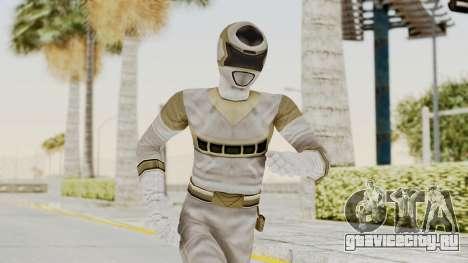 Power Rangers In Space - Silver для GTA San Andreas