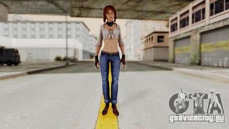 Brooke - Fireburst для GTA San Andreas второй скриншот