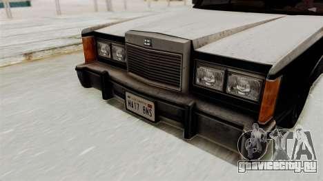 GTA 5 Dundreary Virgo IVF для GTA San Andreas вид сзади