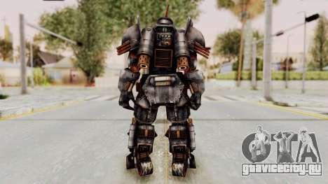 UT2004 The Corrupt - Virus для GTA San Andreas третий скриншот