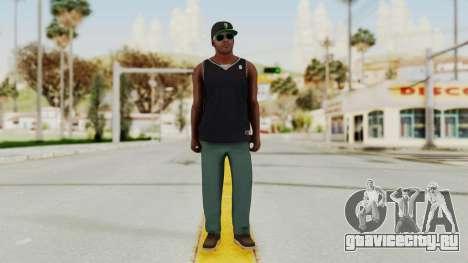 GTA 5 Franklin v3 для GTA San Andreas второй скриншот