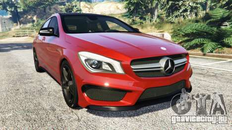 Mercedes-Benz CLA 45 AMG [AMG Wheels] для GTA 5