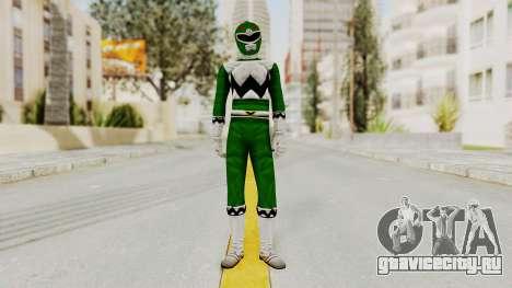 Power Rangers Lost Galaxy - Green для GTA San Andreas второй скриншот