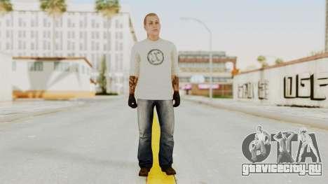 GTA 5 Tattooist v2 для GTA San Andreas второй скриншот