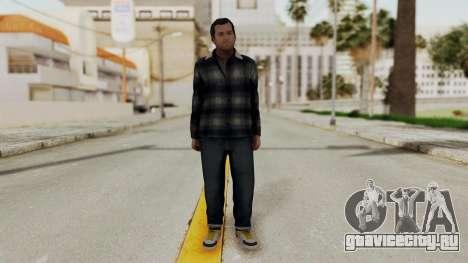GTA 5 Michael v1 для GTA San Andreas второй скриншот