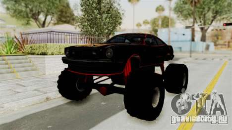 Ford Mustang King Cobra 1978 Monster Truck для GTA San Andreas