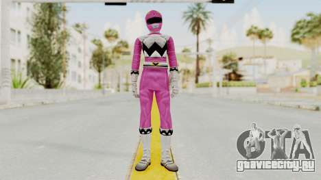 Power Rangers Lost Galaxy - Pink для GTA San Andreas второй скриншот
