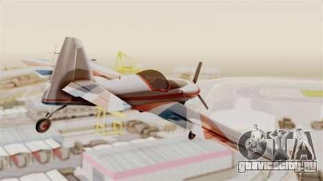 Zlin Z-50 LS v4 для GTA San Andreas вид слева