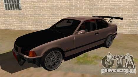 BMW M3 Drift Missile для GTA San Andreas