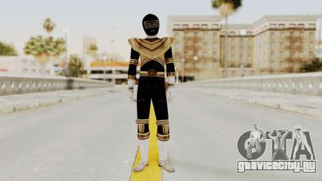 Power Ranger Zeo - Gold для GTA San Andreas второй скриншот