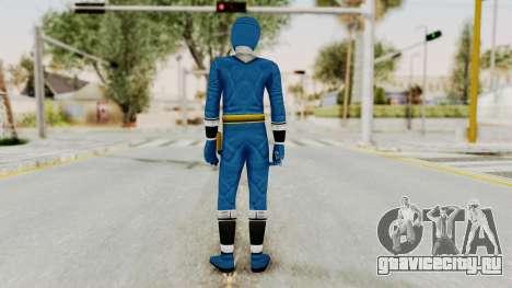 Alien Rangers - Blue для GTA San Andreas третий скриншот
