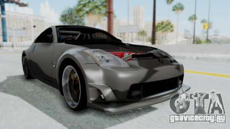 Nissan 350Z V6 Power для GTA San Andreas