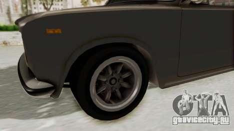 Seat 1430 FU для GTA San Andreas вид сзади