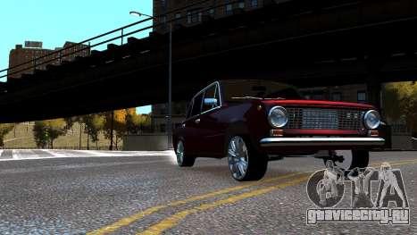 VAZ 21011 Style для GTA 4 вид справа